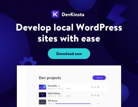 Ad-DevKinsta-email