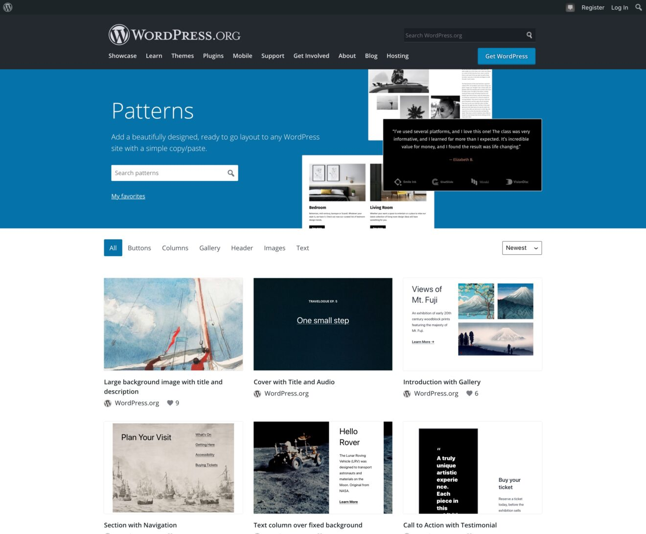 pattern-directory