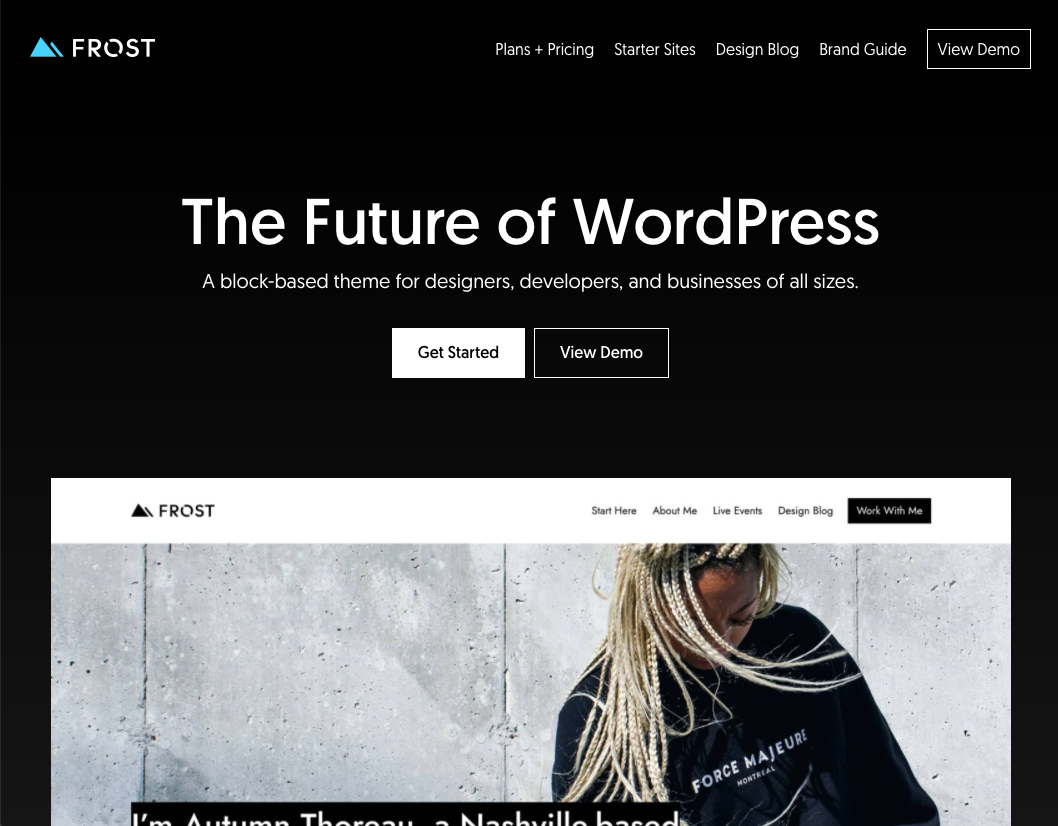 frostwp-site